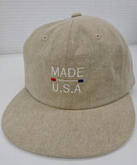 【新品】MADE USA BB CAP(105)
