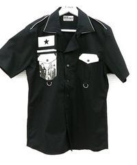 666 ワンスターシャツ CLASHプリント(277)