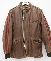 Schott Lapeled Zipジャケット 3141009(134)