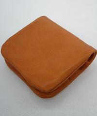 【新品】tachiya 栃木レザー使用 日本製袋縫いコインケース(Sa18)
