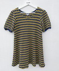 【Ladies】Jocomomola ロングチュニック 40サイズ(246)