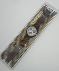 swatch Smokey Chrono(Wa28)