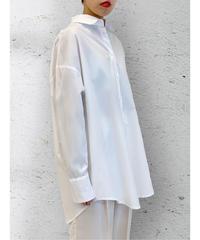 diploa | OVERSIZED SHIRT | White