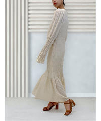 diploa | FITTED  DRESS | Ivory