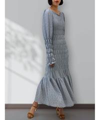 diploa | FITTED  DRESS | Sax