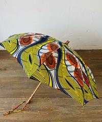 <women>Bon  Bon Store(ボンボンストア) アフリカンバティック 日傘/BON-21015-16