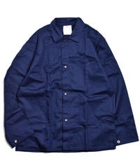Steiner 12 oz FR Cotton Welding Jacket Navy