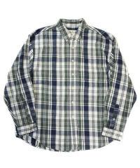 90's Edie Bauer Longsleeve Shirt [C-0089]