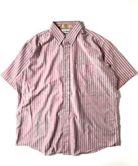 90s L.L.Bean Shortsleeve Striped Shirt