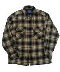 00's Pendleton Plaid Wool shirt[C-223]