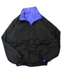 90s Columbia Nylon Reversible Jacket [C-0115]