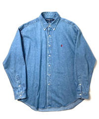 00s Polo Ralph Lauren Denim Shirts