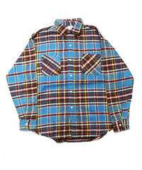 70s Big Mac Longsleeve Flannel Shirt