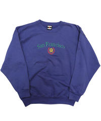 90's San Francisco Crew Neck Sweat Shirt