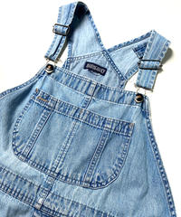 90s Land's End Denim Overall