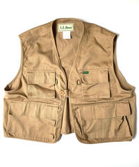 90s L.L.Bean Fishing Vest
