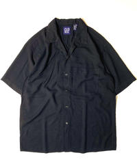90s Gap Rayon Open Collar Shortsleeve Shirt