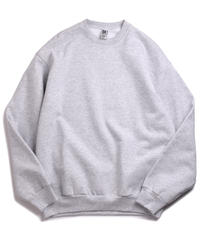 Los Angeles Apparel 14oz Heavy Fleece Crewneck Ash