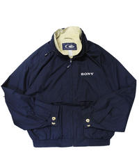 "90s Cotton Jacket ""SONY""  [C-0125]"