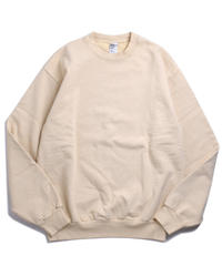 Los Angeles Apparel 14oz Garment Dye Crewneck Beige