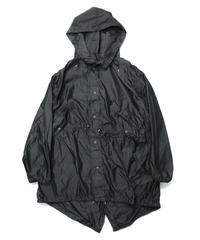 Deadstock Us Army Snow Camo Parka Black Over Dye