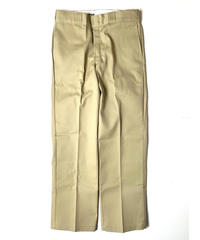 Dickies 874 Flat Front Work Pants Khaki (KH)