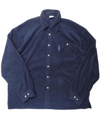 90's Columbia Fleece Shirt Jacket [C-0012]