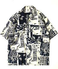 90s Pierre Cardin Rayon Shortsleeve Shirt