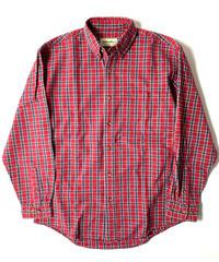 90s Eddie Bauer Long Sleeve Plaid Shirt