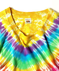 80s  Fruit of the Loom Tie Dye T-Shirt