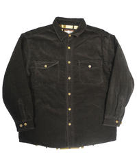 Used Levi's Corduroy Shirt Jacket Fleece Liner [C-0033]