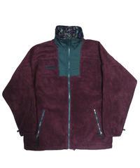 90's Columbia Fleece Jacket [C-0035]