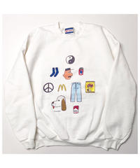 Counter Dad's Daily Crew Neck Sweat Shirt