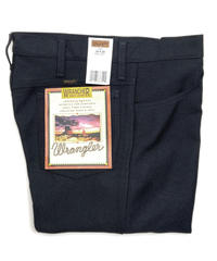 Wrangler Wrancher Dress Jeans Black