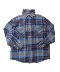 80s Big Mac Longsleeve Flannel Shirt