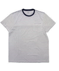 J.crew Striped Pocket T-shirt