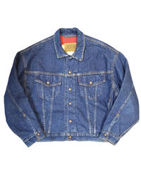 90's Levi's Denim Trucker Jacket [C-0065]
