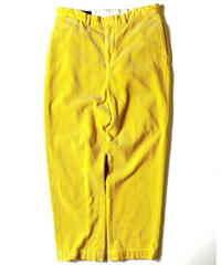 Ralph Lauren Corduroy Pants Yellow