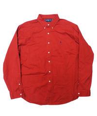 90's Polo Ralph Lauren Long Sleeve Shirt  [C-0149]