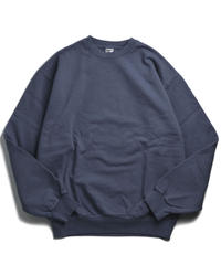 Los Angeles Apparel 14oz Heavy Fleece Crewneck Navy