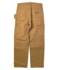 Dickies Relaxed Fit Straight Leg Carpenter Duck Jeans Brown Duck (RBD)