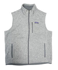 Used Patagonia Fleece Vest [C-0002]