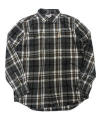 90's Carhartt Plaid Flannel shirt[C-226]