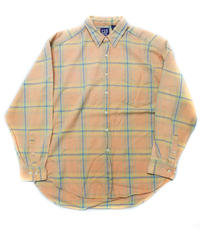 90s Gap Longsleeve Flannel shirt