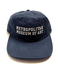 THE MET Campus Cap Navy
