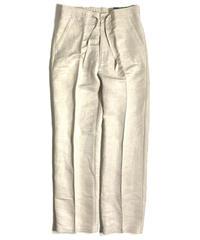 Cubavera Linen Brend Draw String Pants Khaki