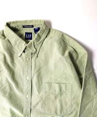 2000s Gap Oxford Long Sleeve Shirt