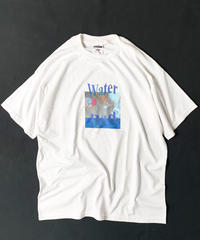 "90s ""Water Bad , Water Bitch"" T-Shirt"