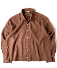 90s Tommy Bahama Linen Longsleeve Shirt