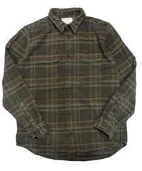 00's Filson Plaid Flannel shirt[C-221]
